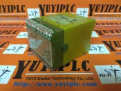 PILZ PNOZ 1 24VAC 3S10 SAFETY RELAY (2)