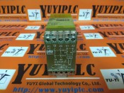 PILZ PNOZ 5 24VWS 2S SAFETY RELAY