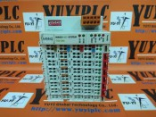 WAGO 750-306 INPUT OUTPUT FIELDBUS SYSTEM MODULES (1)