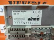 WAGO 750-306 INPUT OUTPUT FIELDBUS SYSTEM MODULES (3)