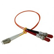COMTROL LC-ST Fiber Adapter Cable Multi-Mode
