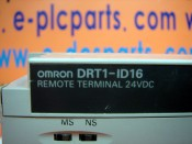 OMRON REMOTE TERMINAL 24VDC DRT1-ID16 (3)
