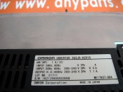 OMRON INVERTER 3G3JX-A2015 (3)