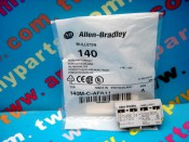 PLC-ALLEN BRADLEY 140M-C-AFA11 AUXILIARY CONTACT BLOCK FRONT MOUNTED (2)
