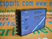 TDK POWER SUPPLY FMP12-R85 AC INPUT 100-120V 50-60Hz