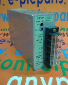 TDK POWER SUPPLY EAK 12-4R2 AC INPUT 100/115V 50/60Hz