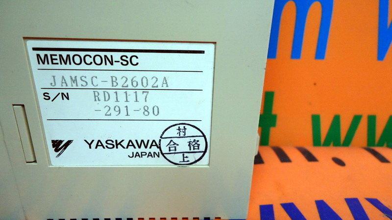 YASKAWA JAMSC-B2602A #3