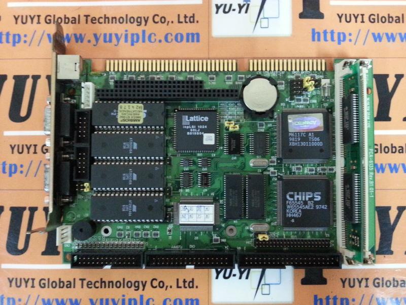 Advantech PCA-6135 Rev B1 CPU Board