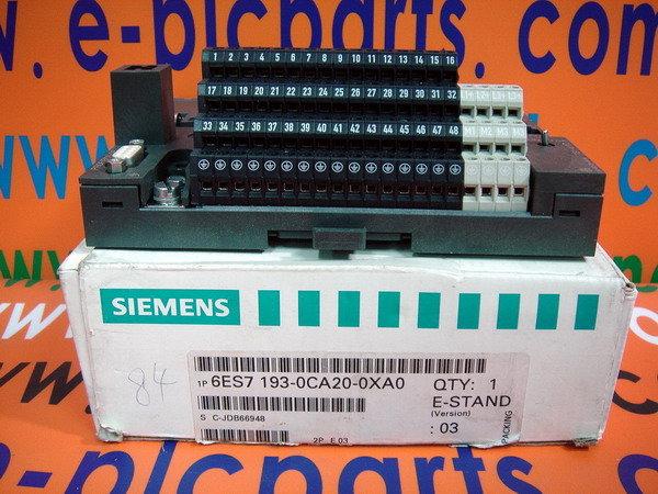 Siemens SIMATIC s7 6es7193-0ca20-0xa0