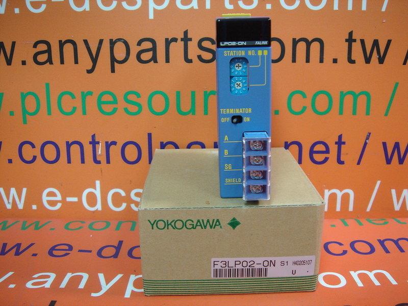 YOKOGAWA F3LP02-0N #1